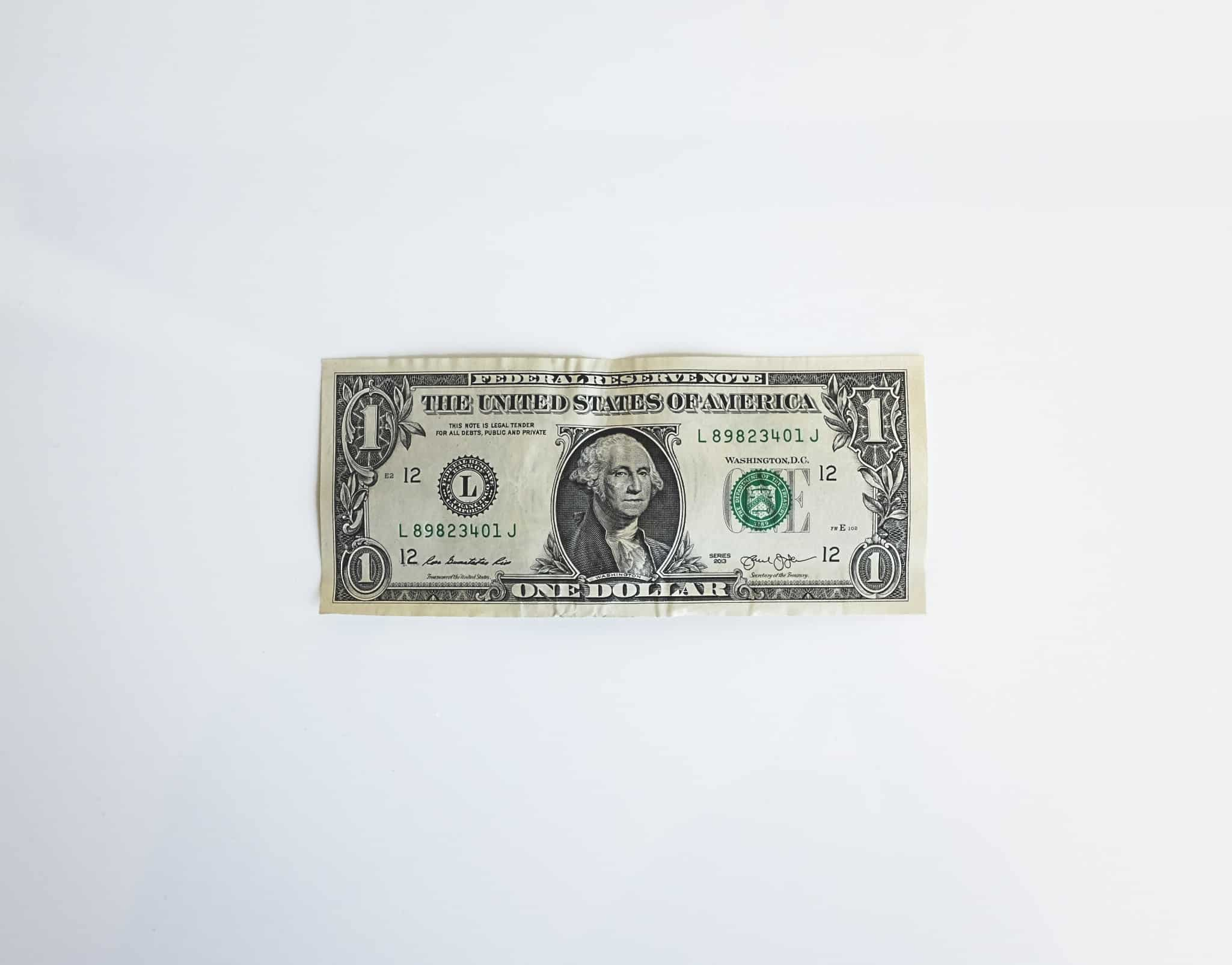 SEO Dollar Bill