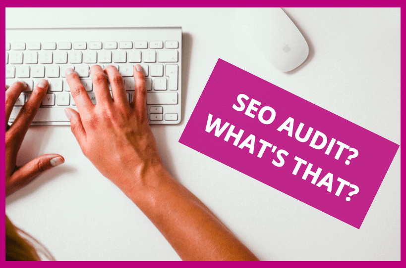 SEO Audit Page