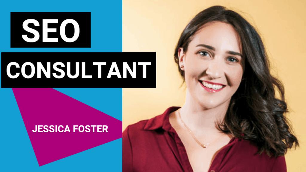 SEO Consultant Jessica Foster