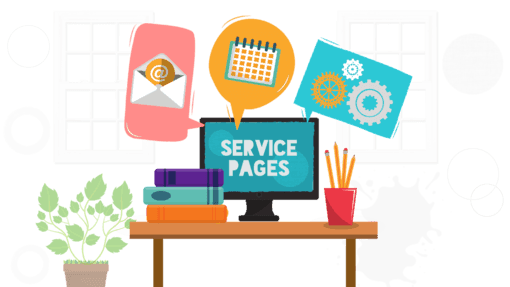 SEO content writing for service pages